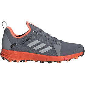 adidas TERREX Agravic Speed GTX Buty Mężczyźni, onix/grey two/solar orange